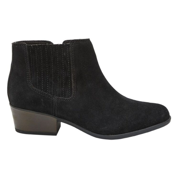 CLOUD STEPPERS BY CLARKS CLARKS ADREENA FLORA WOMENS ANKLE BOOT