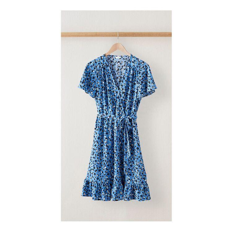 KHOKO SMART PUSSY BOW TUNIC DRESS
