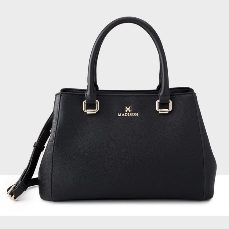 MADISON PENNY 3 COMPARTMENT SATCHEL