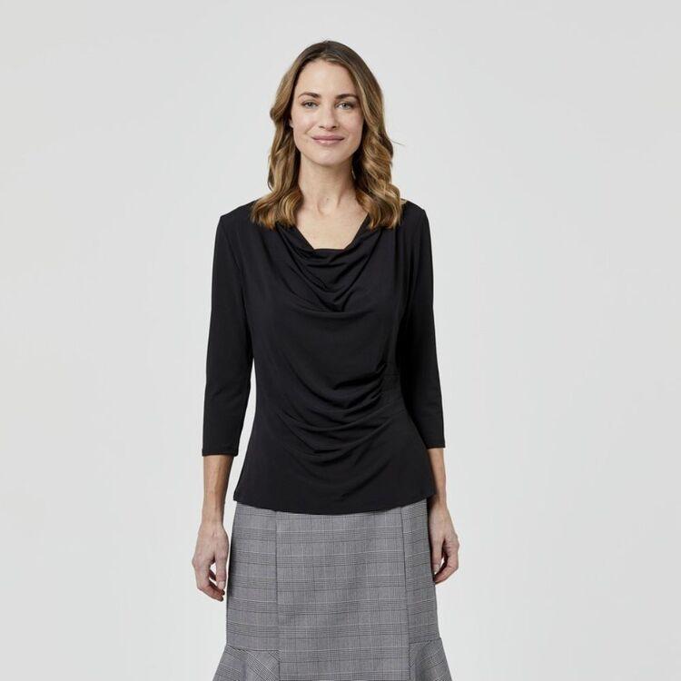 JANE LAMERTON Goddess Knit Top