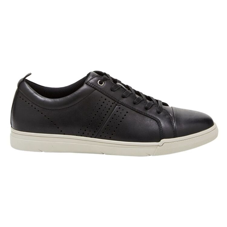 JULIUS MARLOW Pitch Mens Leather Lace Up