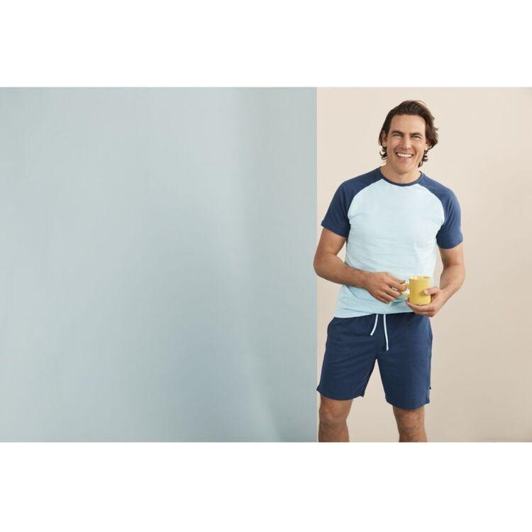 NIC MORRIS Short Knit Set