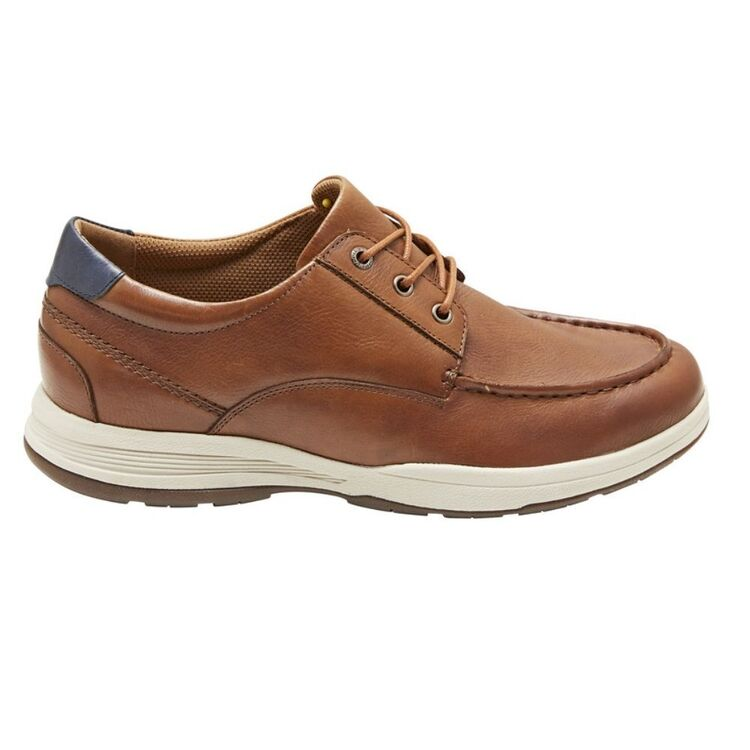HUSH PUPPIES EXPERIENCE MENS LACE UP WITH CLEATED OUTSOLE