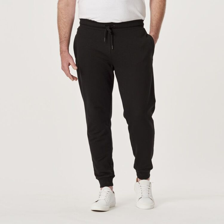JEEP COTTON BLEND FRENCH TERRY UTILITY FLEECE JOGGER