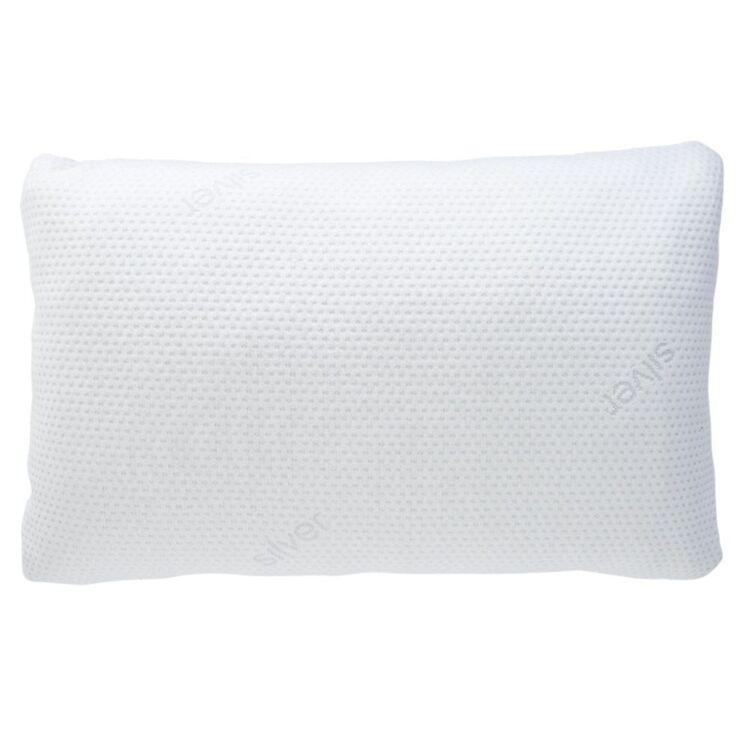 ARDOR Shred MF Silver Cover Pillow Standard