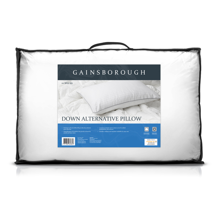 GAINSBOROUGH Down Alternative Medium Pillow