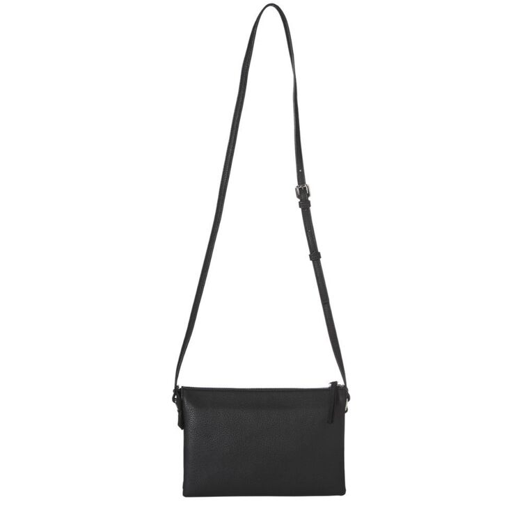 KHOKO COLLECTION KYLIE MULTI COMPARTMENT CROSSBODY BAG