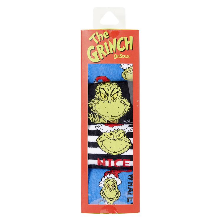MITCH DOWD Mitch Dowd Grinch 4 Pack Socks