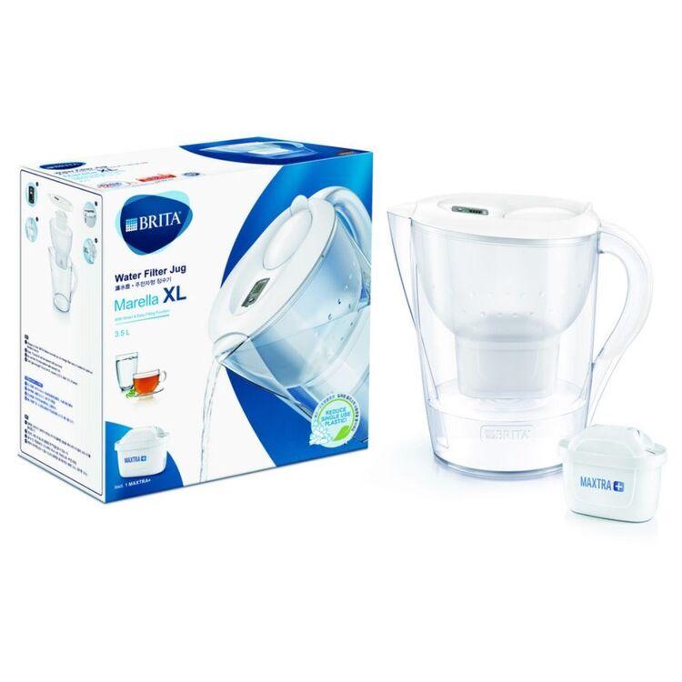 BRITA Filter Marella 3.5L White