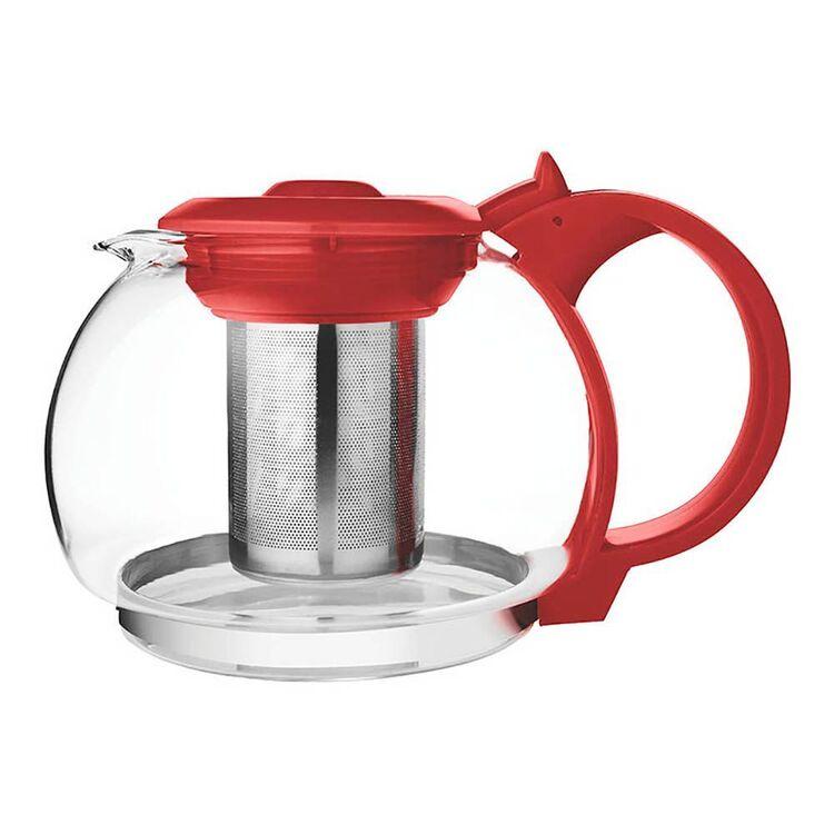 TRAMONTINA TEA MAKER 1600ML RED