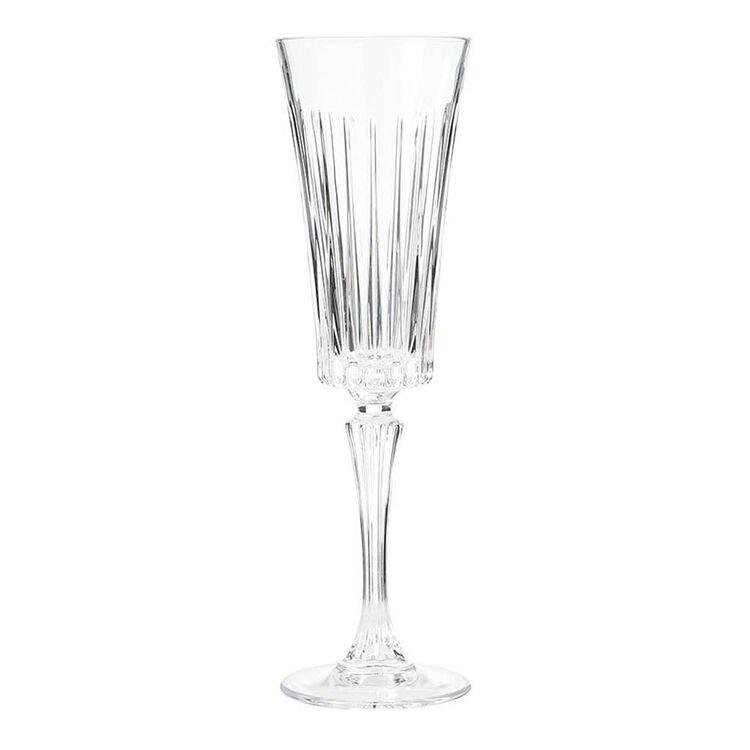 RCR Timeless 6pc Champagne Flute Set