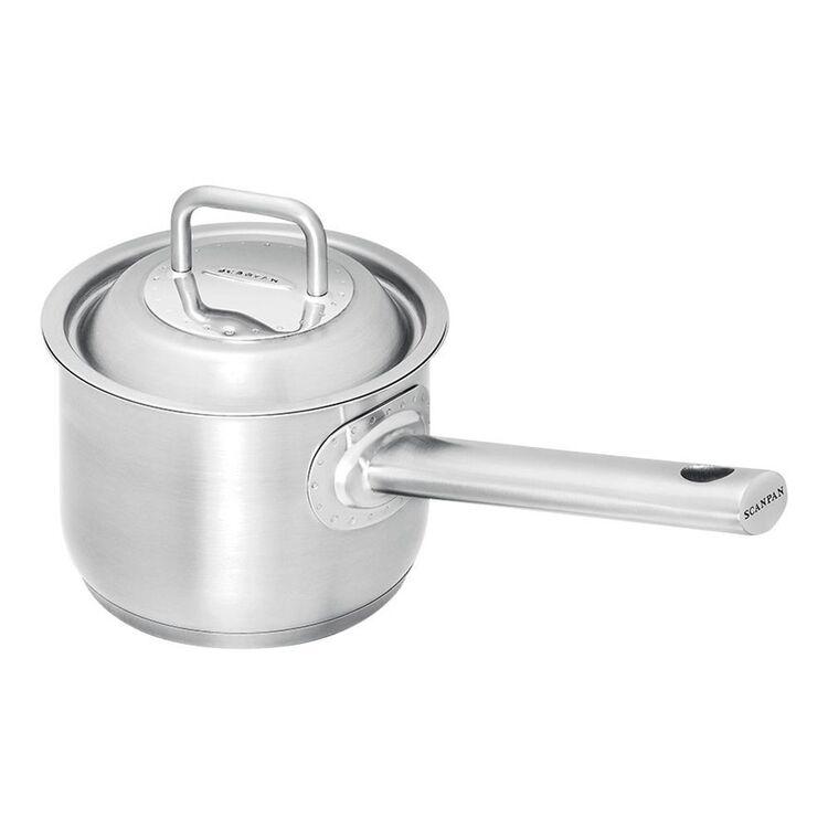 SCANPAN Commercial Stainless Steel Saucepan 14cm