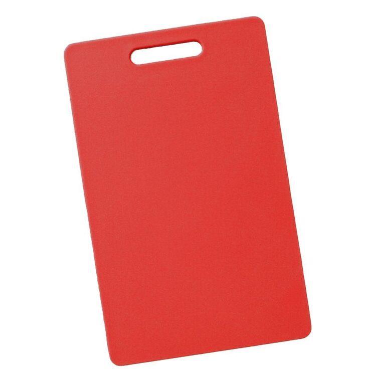 CHEF INOX Como Cutting Board 23 x 38cm Red