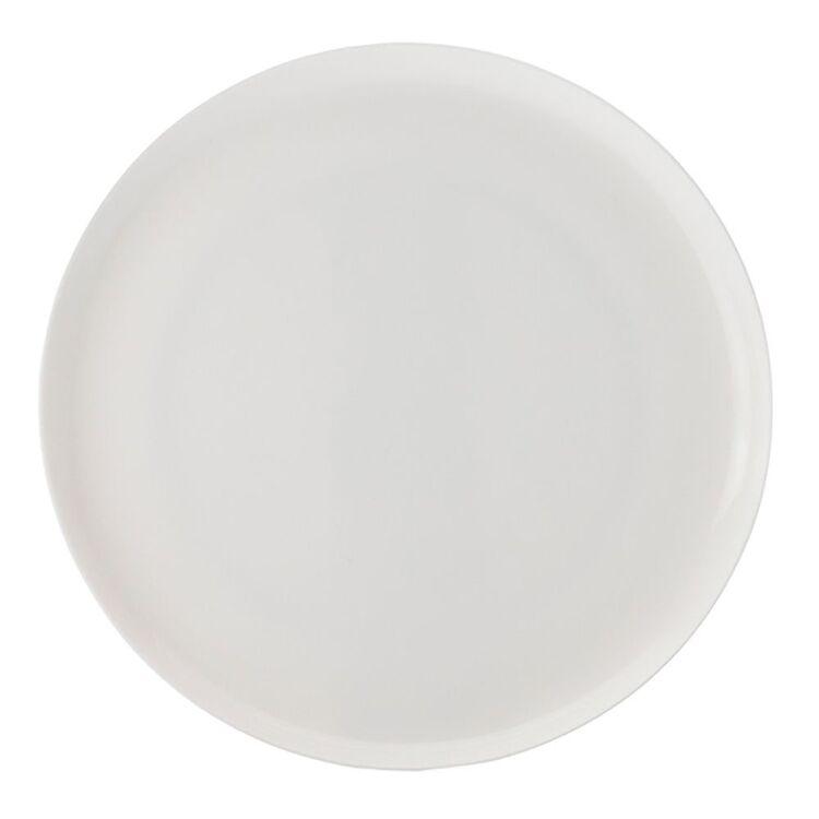 CASA DOMANI Pearlesque Dinner Plate Coupe 26.5cm