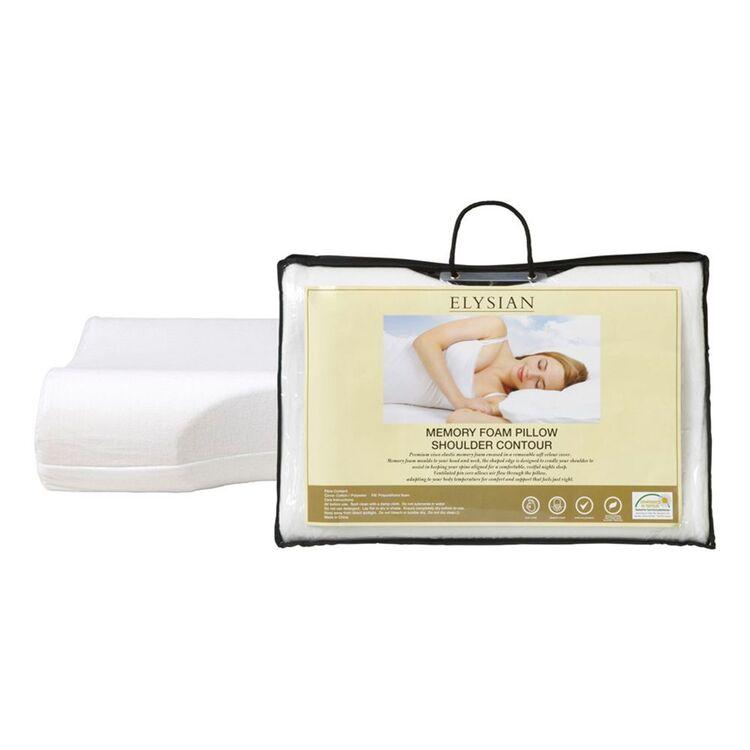 ELYSIAN Memory Foam Contour Pillow