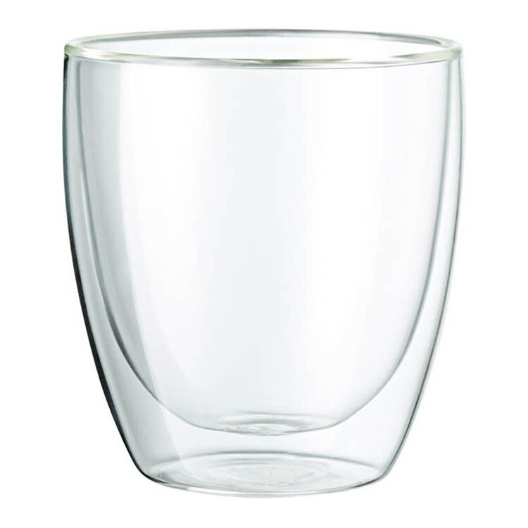 CLASSICA Barista 6pc Double Wall Latte Glass 250ml