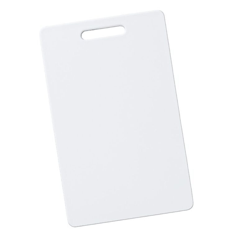 CHEF INOX Como Cutting Board White 30 x 45Cm