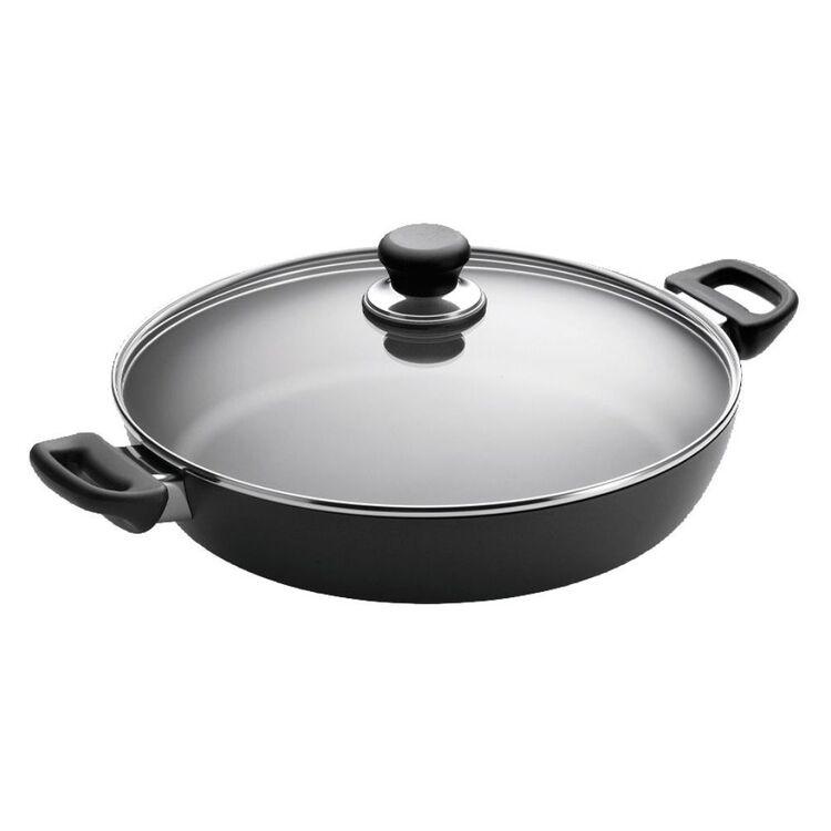 SCANPAN Classic Cast Aluminium Chefs Pan 32Cm