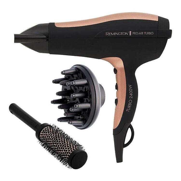 REMINGTON PRO AIR TURBO HAIR DRYER D5220AU
