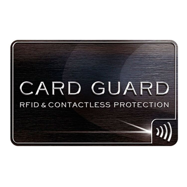 GO TRAVEL Card Guards