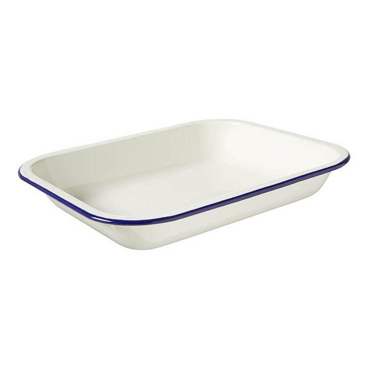 WILTSHIRE Enamel Bakeware Baking Dish 1.5L