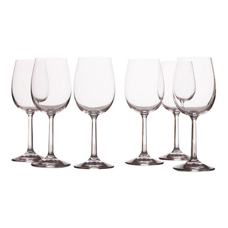 CASA DOMANI Evolve 6pc Red Wine Set 350ml