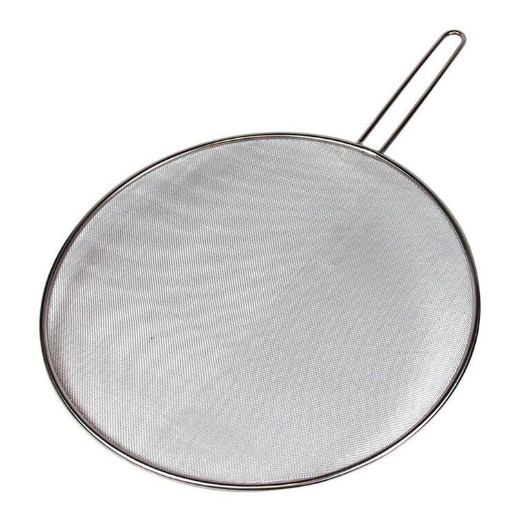AVANTI 33cm Stainless Steel Splatter Screen