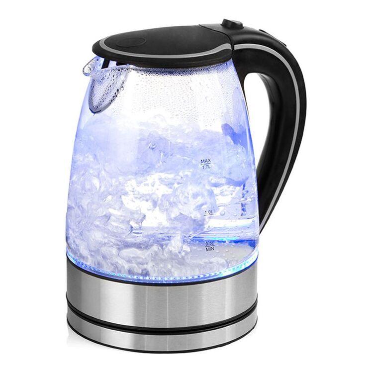 PURSONIC 1.7L GLASS KETTLE 0301255