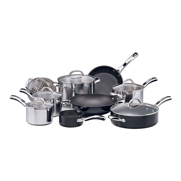 RACO Kitchen Essentials 9pc Stainless Steel Cookset