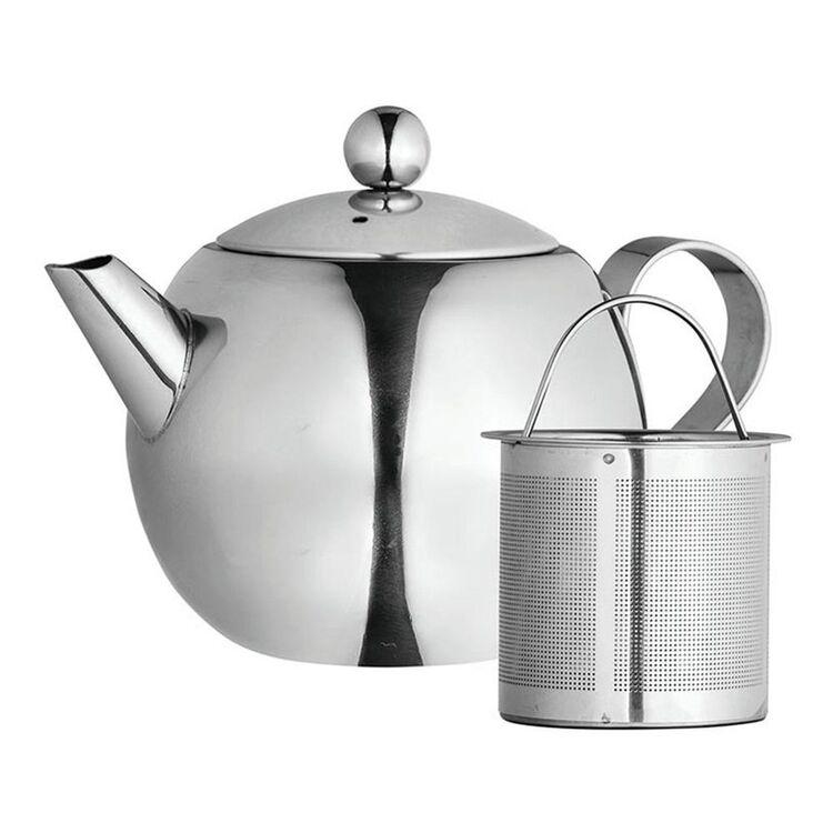 AVANTI  Nouveau Stainless Steel Teapot 1L