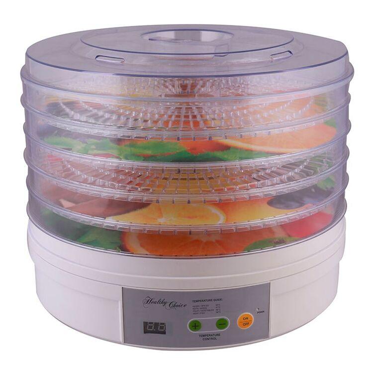 HEALTHY CHOICE Digital Dehydrator