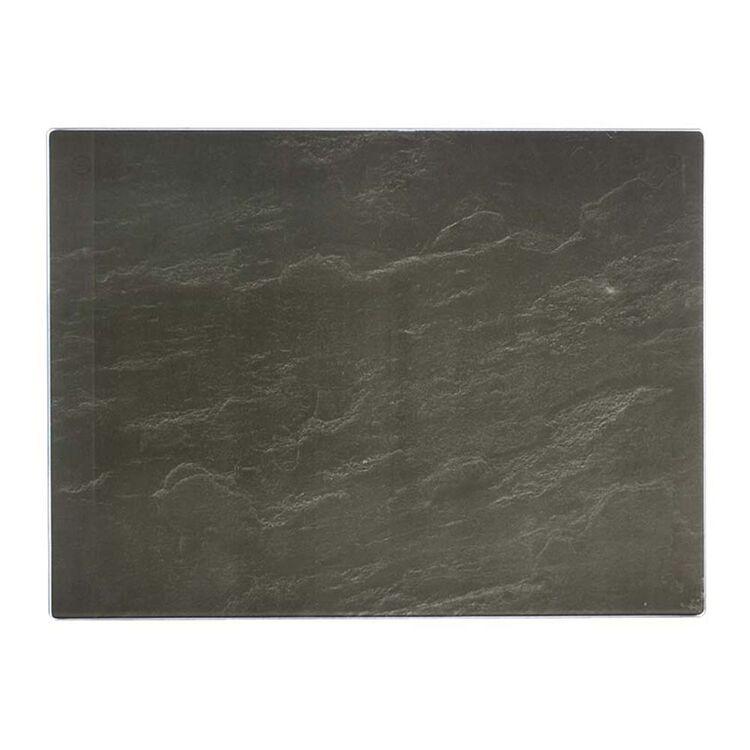 TYPHOON Slate Glass Work Board 40 x 30cm