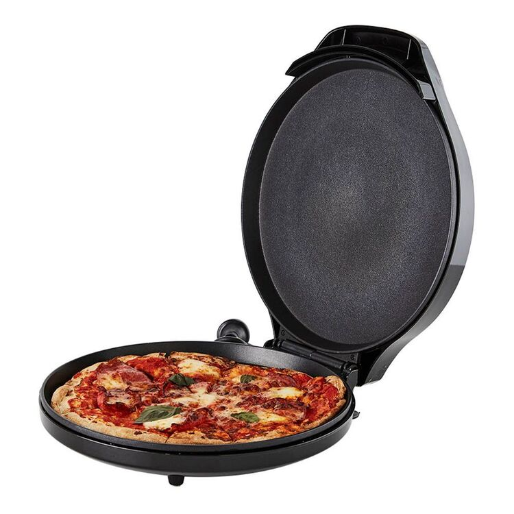 SMITH & NOBEL Pizza Maker Black