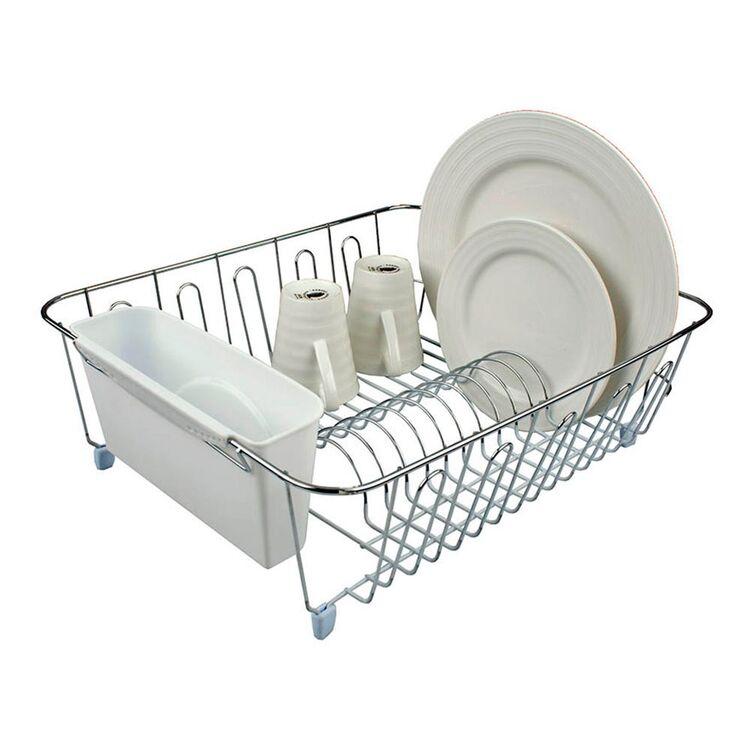 D.Line D LINE Dish Drainer White