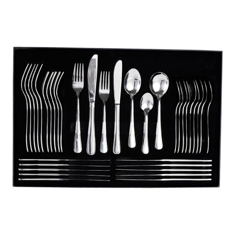 SMITH & NOBEL Mayfair 42pc Cutlery Set