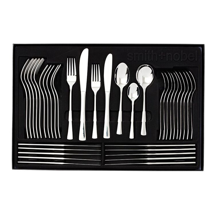 SMITH & NOBEL Crawford 42pc Cutlery Set
