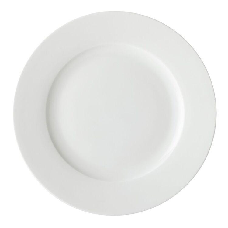 MAXWELL & WILLIAMS White Basics Rim Dinner Plate 27.5cm