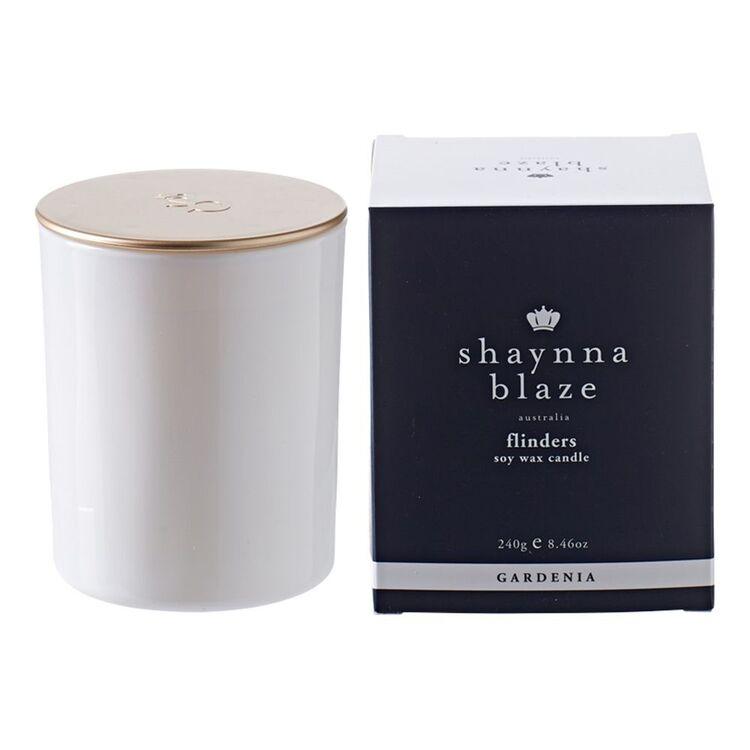 SHAYNNA BLAZE Flinders Gardenia Candle 240g