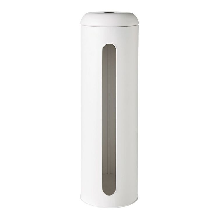 STORE & ORDER Loft Toilet Roll Holder White