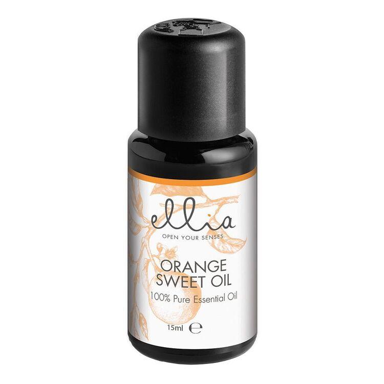 ELLIA Orange Essential Oil