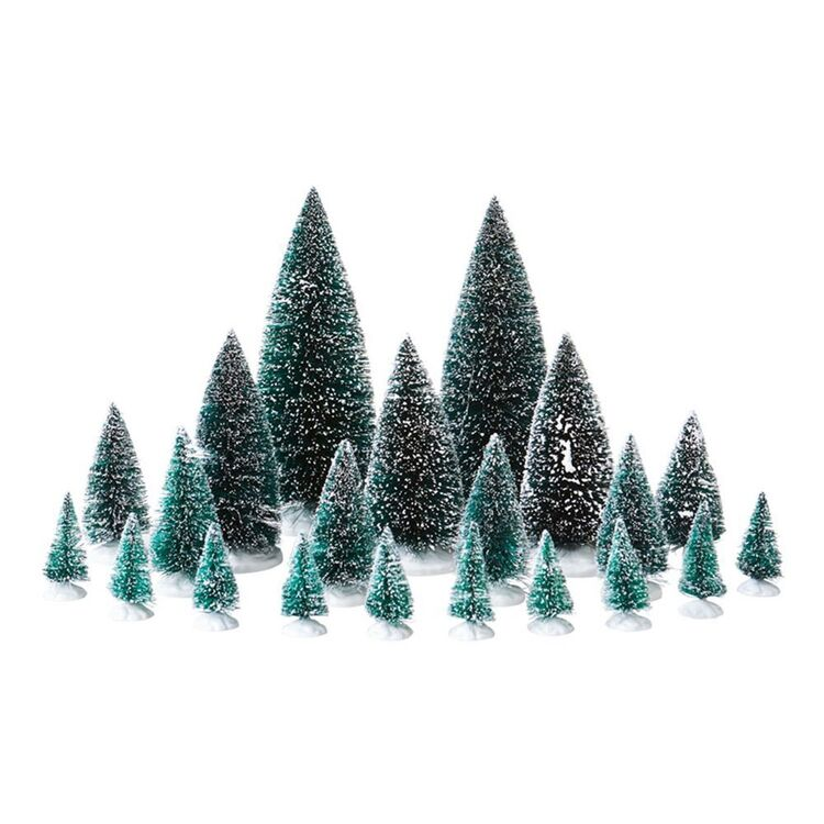 LEMAX General Assorted Pinetree Set of 21
