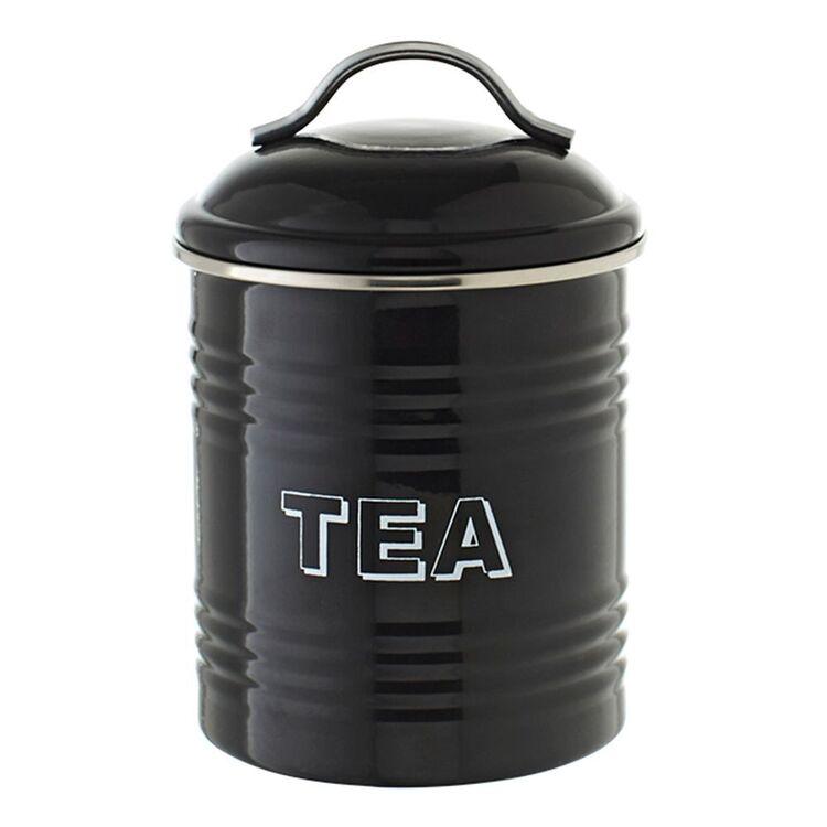 SMITH & NOBEL RETRO CANISTER TEA BLACK