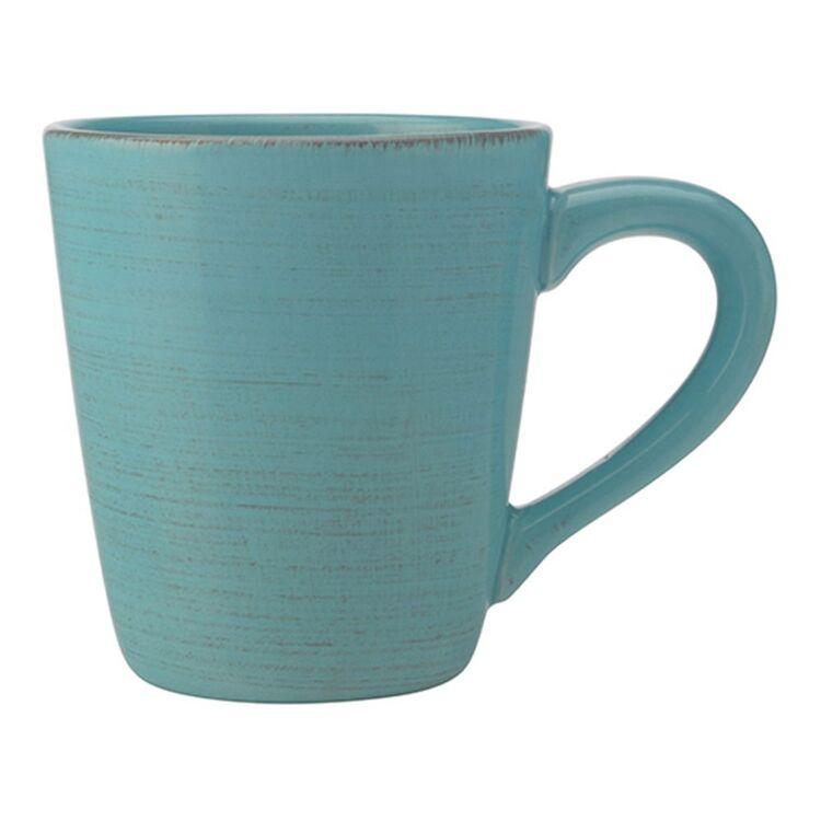 CASA DOMANI Portofino Turquoise Conical Mug 450ml