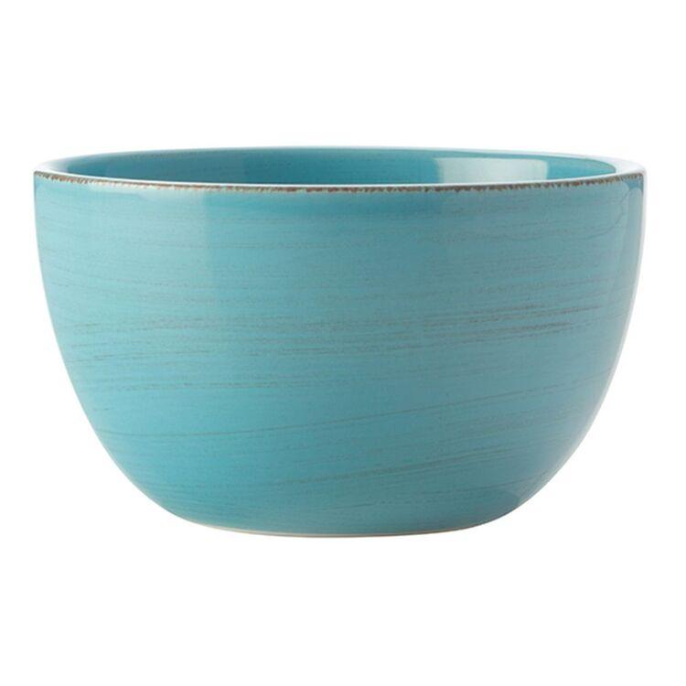CASA DOMANI Portofino Turquoise Rice Bowl 15cm