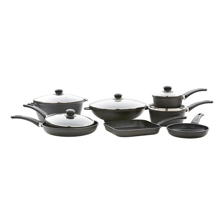 SMITH & NOBEL Majestic Aluminium Cookset 8pc