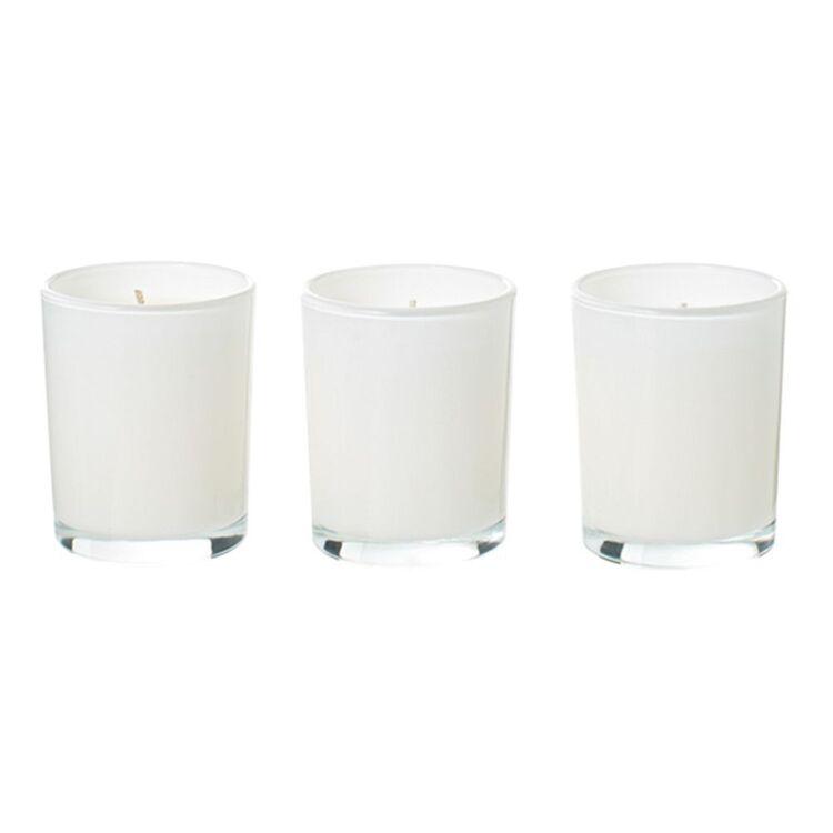 SHAYNNA BLAZE Flinders Gardenia Mini Candle Trio