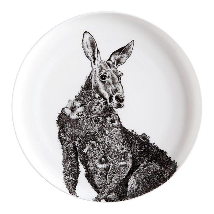 MAXWELL & WILLIAMS Marini Ferlazzo Plate 20cm Red Kangaroo