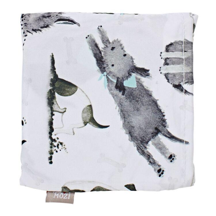 MOZI Mutts Foldable Shopping Bag