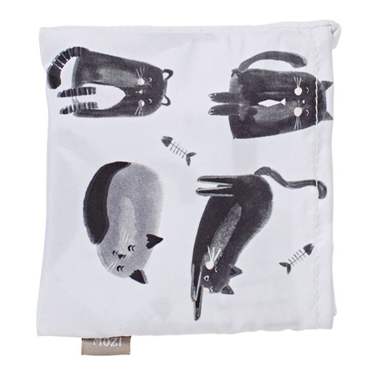 MOZI Moggs Foldable Shopping Bag
