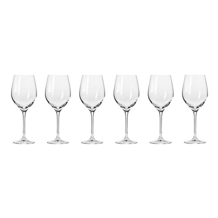 KROSNO Harmony 6pc White Wine Set